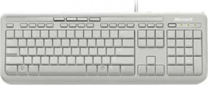 ACC MS Wired Keyboard 600 Usb GR White